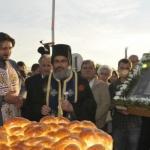Чудотворната икона на Света Богородица Скоропослушница от украинския град Ананиев е в Тутракан