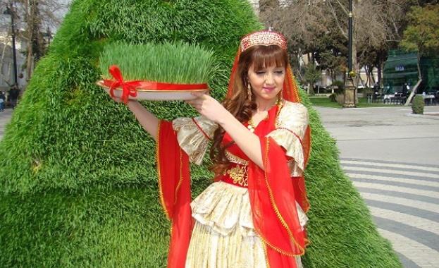 Посолството на Азербайджан с концерт и дегустация по повод идването на пролетта и празника - Новруз