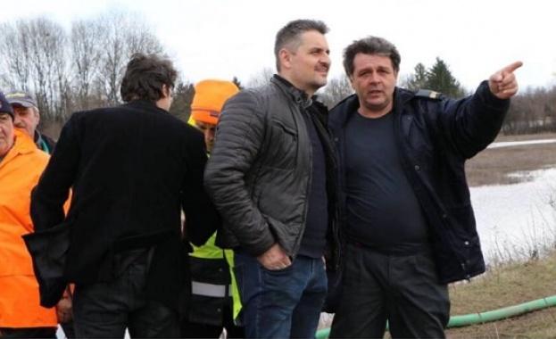 """Кирил Добрев: ГЕРБ орязаха 10 млн. лв. за спешни ремонти на """"Напоителни системи"""", сега да ги отпуснат обратно"""