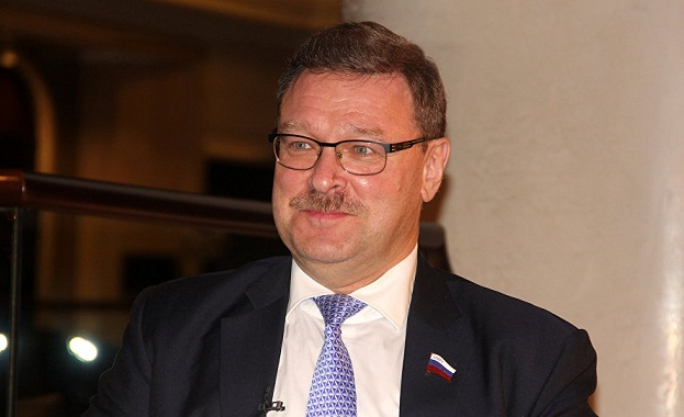 Председателят на Комисията по международните въпроси при Съвета на федерацията