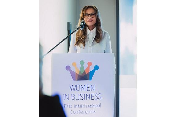 """Fibank (Първа инвестиционна банка) организира първата международна конференция """"Жените в"""