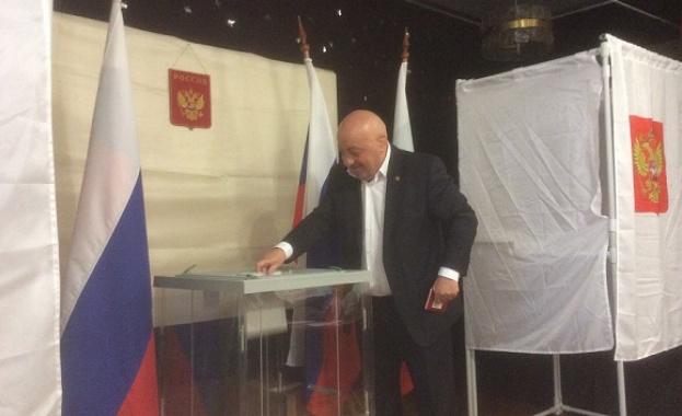 """""""Гласувах за бъдещето на Русия"""