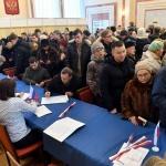 Завърши гласуването в Русия - 59.5% гласували към 19 часа