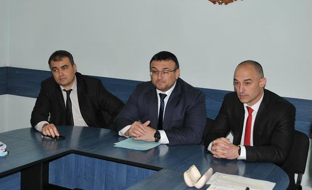 Старши комисар Петър Коцин е новият директор на ОДМВР-Видин, а