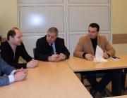 БСП и АРОЕС обсъдиха възможността собствениците да получат земята под блоковете