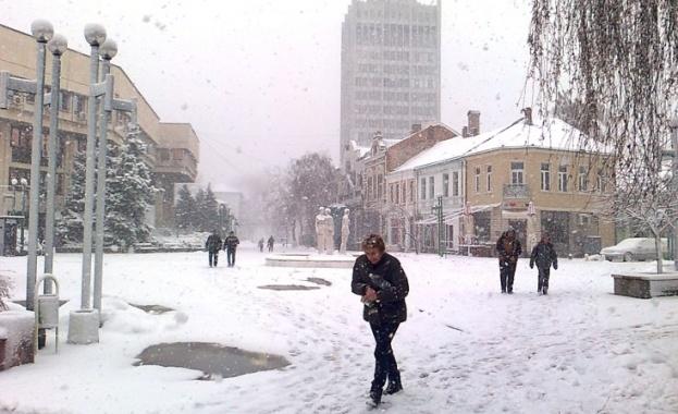 Кметът на Видин Огнян Ценков обяви бедствено положение за цялата