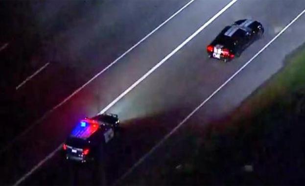 Щатската полиция в Колорадо взе решение да спре преследването на