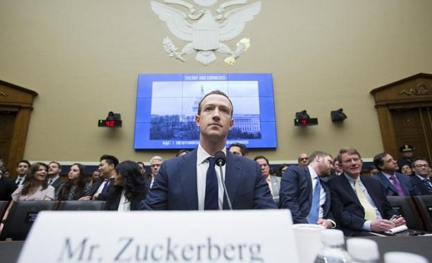 Facebook харчи милиони годишно за охраната на Марк Зукърбърг