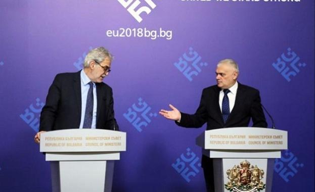 България предлага нова система за реакция при бедствия в ЕС