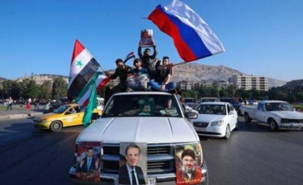 Русия създаде в Сирия в координация със сирийските власти Център