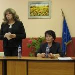 Ученици в Силистра към вицепрезидента: Имаме ли бъдеще в България?