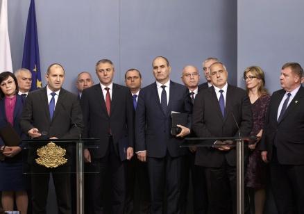 Изявление на президента Румен Радев след заседанието на КСНС