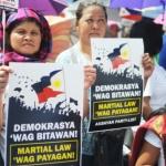 ПЕС и Европейският парламент заедно срещу насилието във Филипините