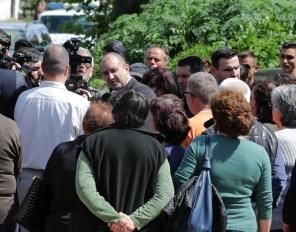 Румен Радев на посещение в Северозападна България