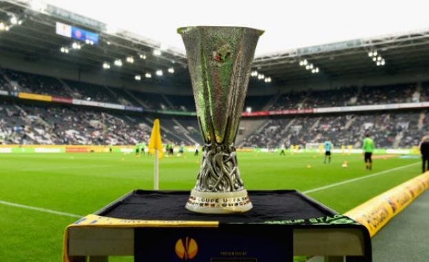 Трофеят в Лига Европа бе откраднат и впоследствие намерен в