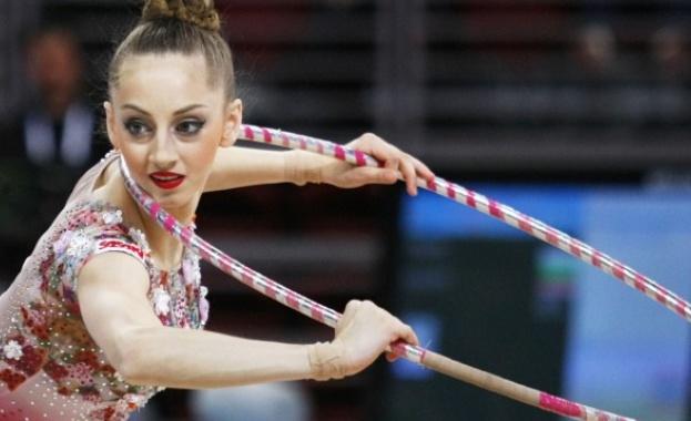 Първи медал за България от Световната купа по художествена гимнастика