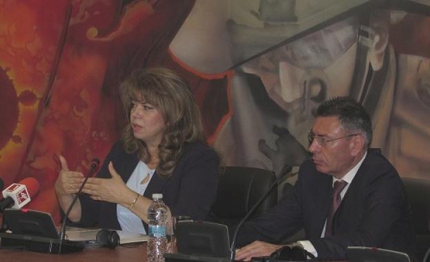 """Вицепрезидентът откри в София Международна младежка инициатива """"Европа: Презареждане"""
