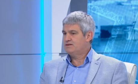 """Димитър Манолов, КТ """"Подкрепа"""": Бизнесът плаща по-малко доходи от работниците"""