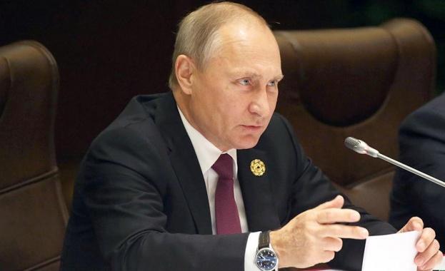 Руският президент Владимир Путин подписа ново закон, които позволява на