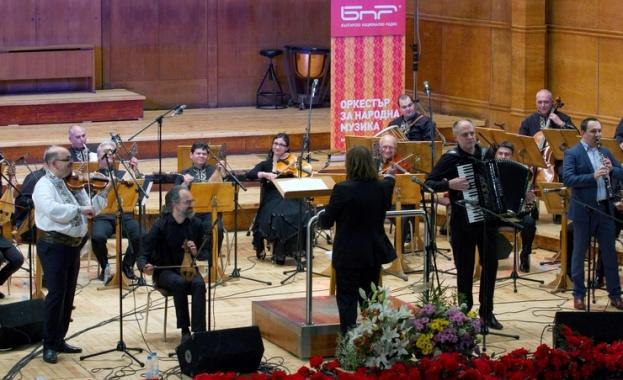 """""""Ритъмът на Балканите"""", най-успешният проект на Оркестъра за народна музика"""