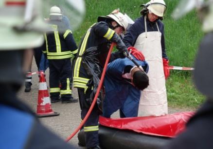 50 деца пострадаха при обгазяване в германско училище