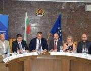 Ръководството на ЧЕЗ се срещна с местните власти от Област Ловеч
