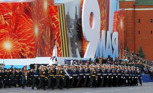 Русия отбелязва Деня на победата с парад