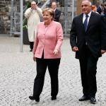 """Меркел: Ти, Бойко, трябва да останеш медиатор по темата """"Западни Балкани"""""""