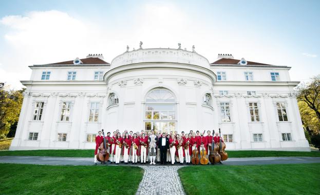 Strauss Capelle Vienna на родна сцена през декември България има