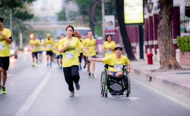 Хора с увреждания и приятелите им с големи сърца ще тичат заедно в Run2Gether