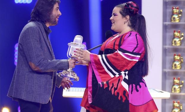 """Салвадор Собрал за песента, спечелила """"Евровизия"""": Ужасна музика"""