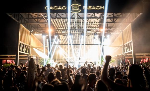 CACAO BEACH CLUB дава старт на летния сезон на 8 и 9 юни