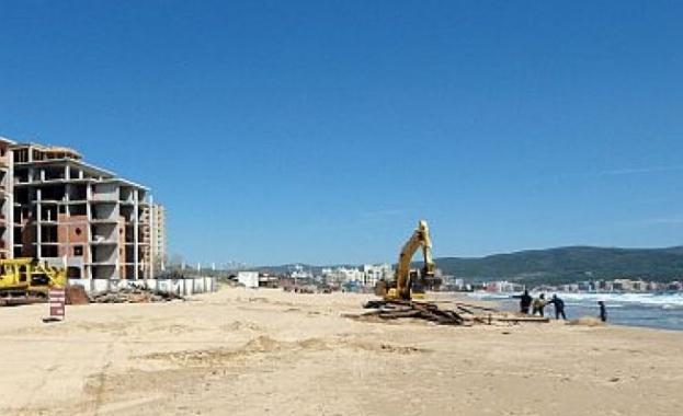 Влиза в сила забраната за строителство по Черноморието