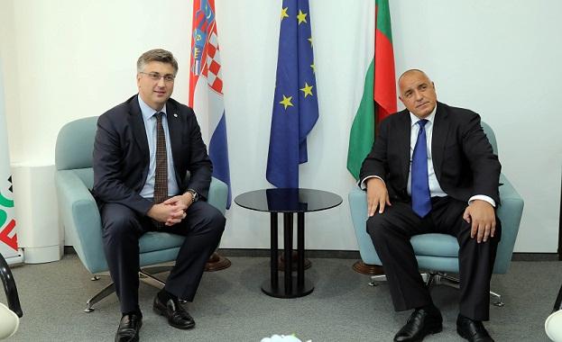 Борисов: Взаимният ангажимент на ЕС и Западните Балкани към реформи трябва да продължи