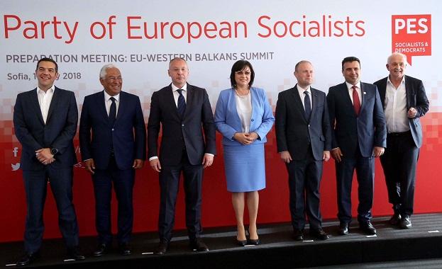 Нинова: Тук съм да защитя националния интерес и европейския принцип за свободно движение