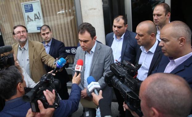БСП внесе 200 000 подписа за спиране на сделката за ЧЕЗ