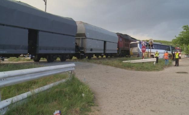 Рейсът отнел предимството на влака в Симеоновград