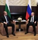 Руските медии коментират визитата на Румен Радев