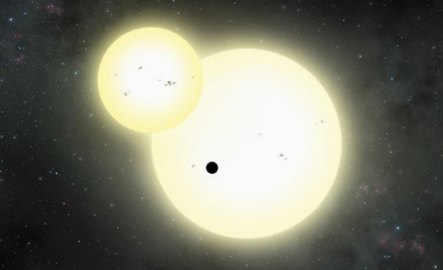 Международна група астрономи намери доказателство за съществуването на девета планета
