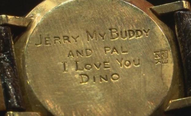 Вещи на американския актьор Джери Луис ще бъдат продадени на