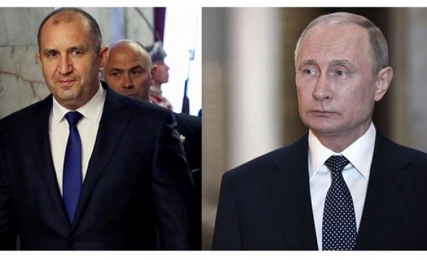 Владимир Путин приема Румен Радев в Сочи