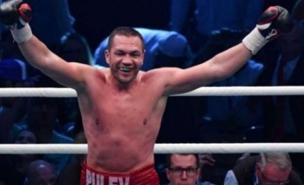 Най-добрият боксьор в тежка категория на професионалния бокс Кубрат Пулев