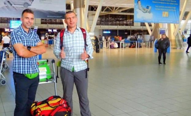 Слави Несторов: От Еверест видях цялата земя; Боян Петров ме научи