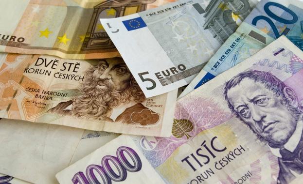 Чехия смята своята валута за по-изгодна от еврото, заяви премиерът