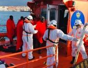 Испания спаси 400 мигранти в Средиземно море