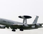Самолет на НАТО за засичане на далечни обекти ще бъде показан в София