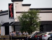 Въоръжени граждани убиха нападател в ресторант