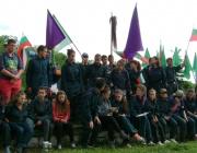 """От Козлодуй започва 72-ият поход """"По стъпките на Ботевата чета, Козлодуй-Околчица"""""""