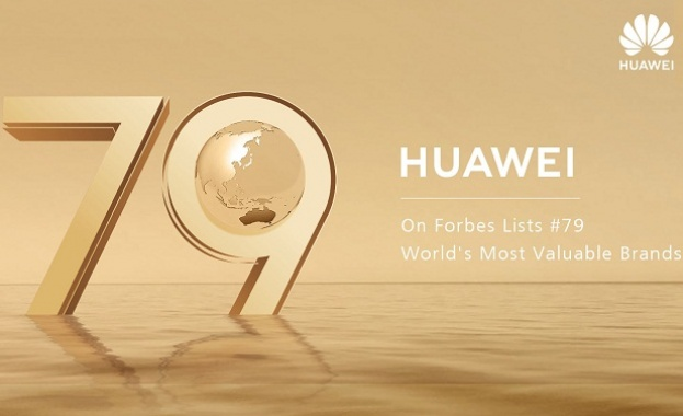 Компанията е и единствената от Китай, която фигурира в глобалната