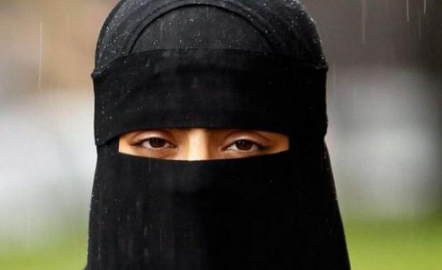 Дания забрани облекло, покриващо изцяло лицето